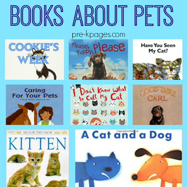 books about pets