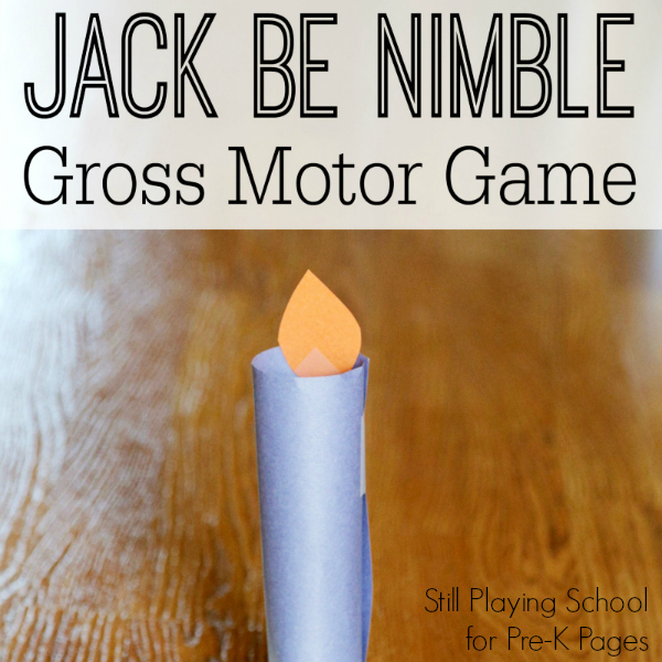jack be nimble game pre-k