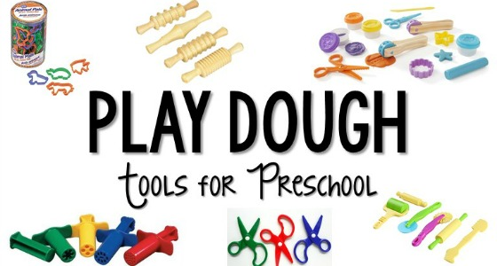 Best Play Dough Toys and Tools for Preschool