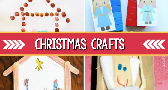 Preschool Christmas Crafts and Activities