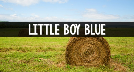 Little Boy Blue Activities