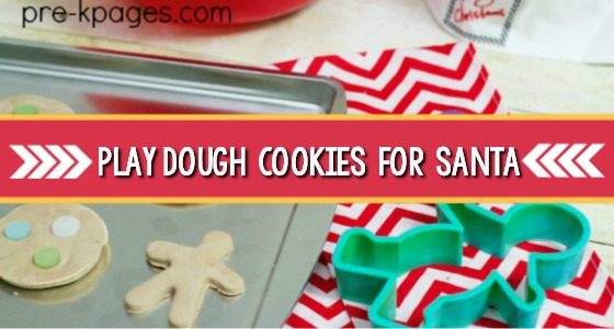 Cookies and Letters to Santa Printable Activity