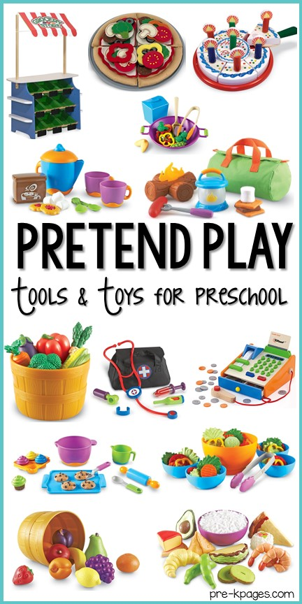 Best Dramatic Play Tools and Toys for Preschool