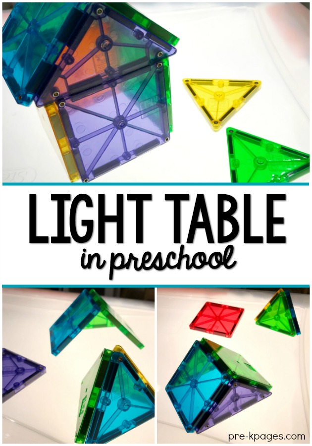 Best Light Table for Preschool