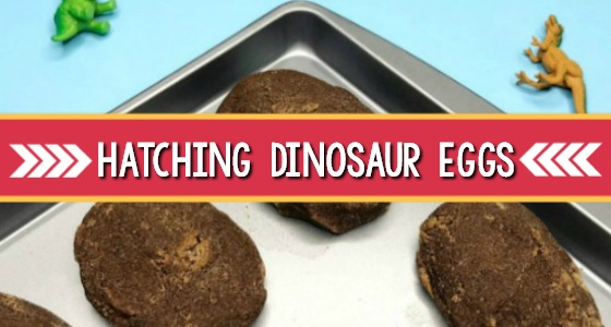 DIY Make Your Own Hatching Dinosaur Eggs