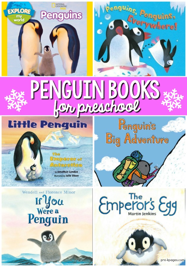 Penguin Books for Preschool