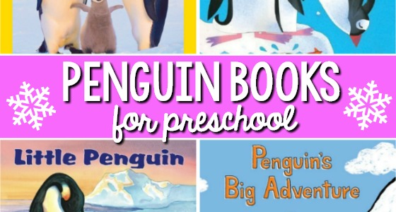 Penguin Books for Preschoolers