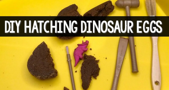 dinosaur egg recipe for preschool
