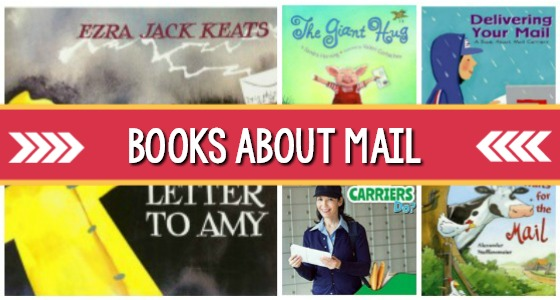 Books About the Post Office and Mail