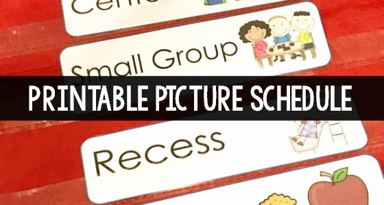 Preschool Transition Tips for Teachers