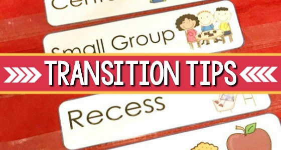 Preschool Transition Activities