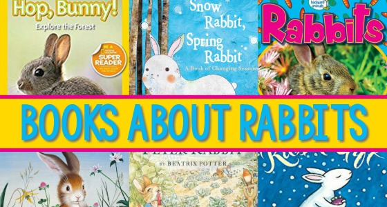 Books About Rabbits for Preschool