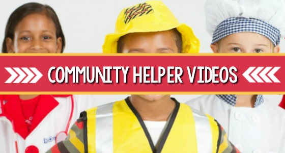 Community Helper Videos