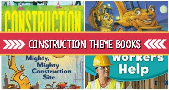 Construction Theme Books