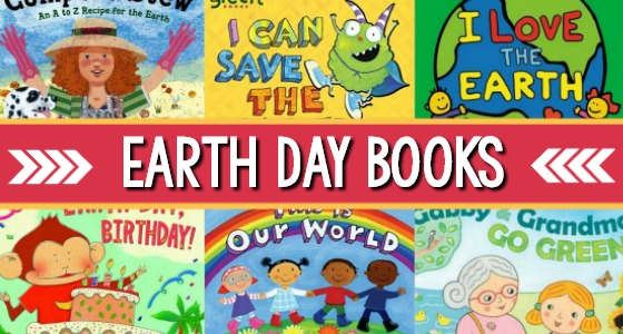Earth Day Books for Preschool