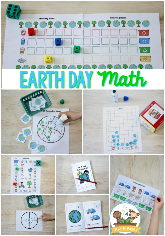 Earth Day Math
