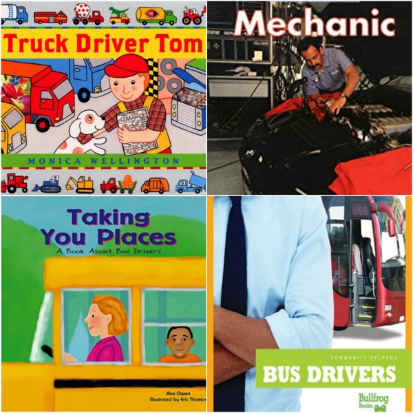 Books About Bus Drivers