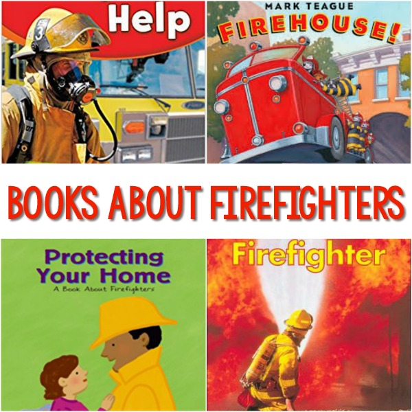 Books About Firefighters for Preschool