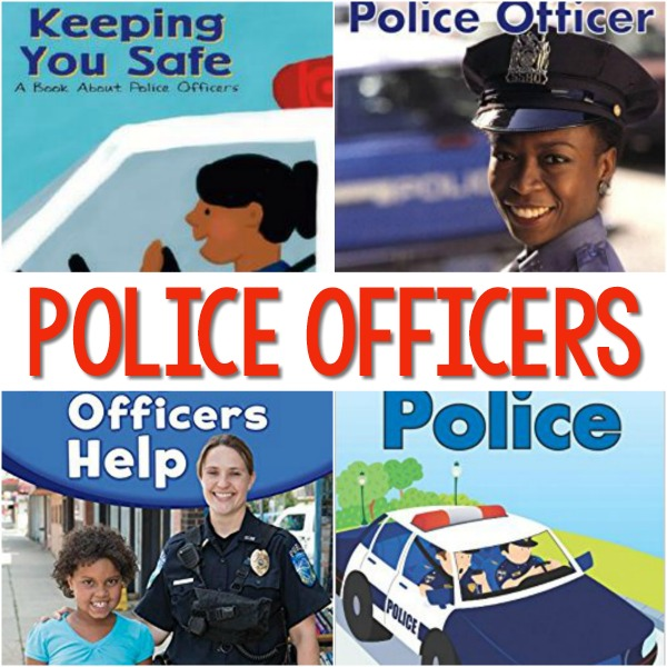Books About Police Officers