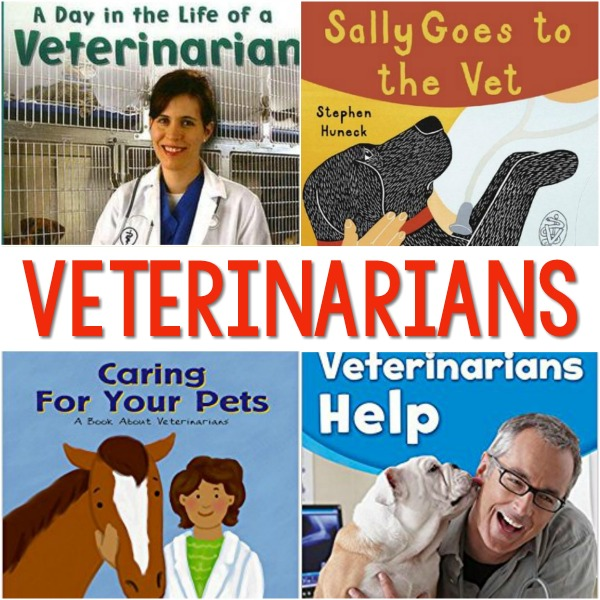 Books About Veterinarians