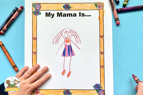 Is Your Mama a Llama literacy activity