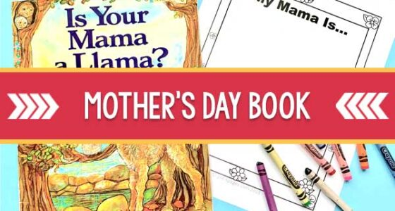 Mother's Day Book and Writing Activity