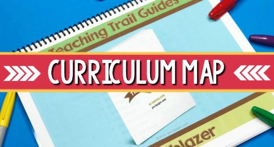 Preschool Curriculum Map