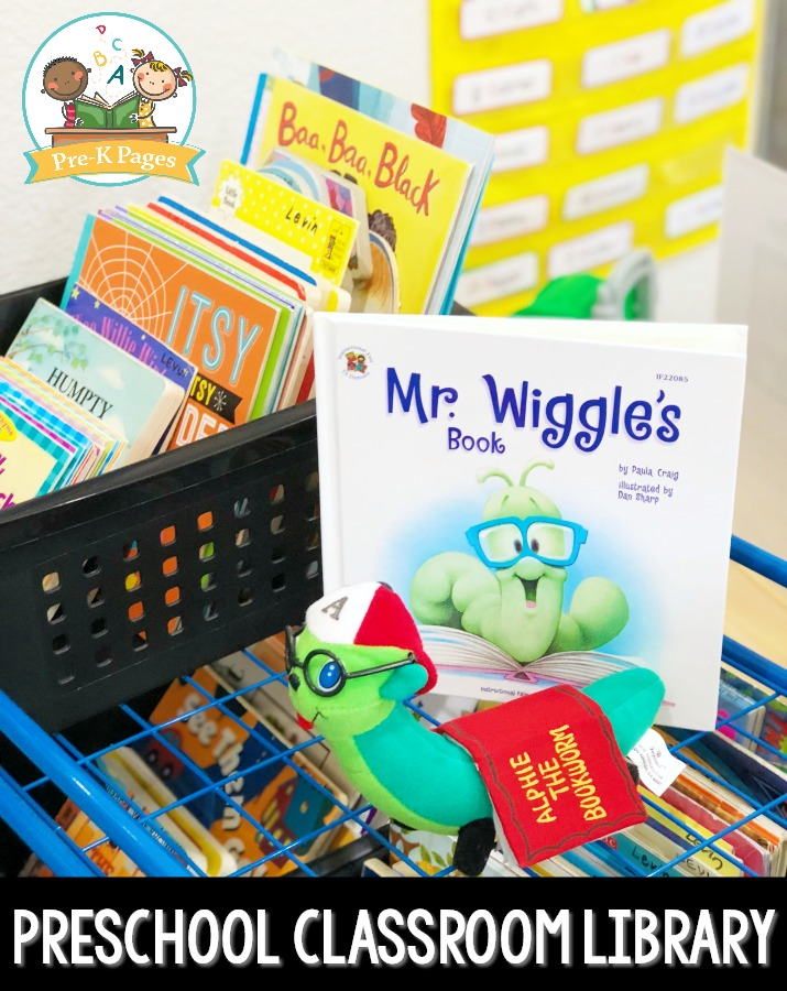 How to Set Up a Classroom Library in Preschool