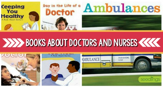Doctor Books For Preschoolers