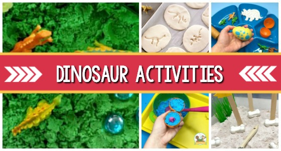 Dinosaur theme Activities