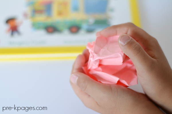 little ice cream truck book activity
