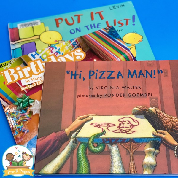Best Books for your dramatic play center
