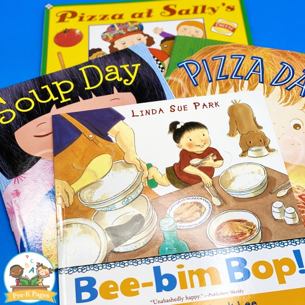 Books to put in your dramatic play center