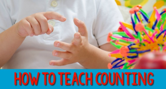 How to Teach One to One Correspondence