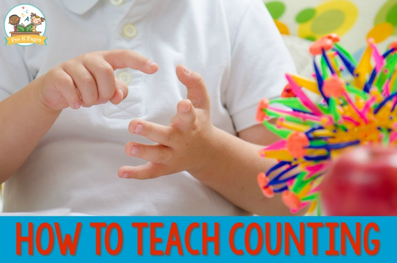 How to Teach Kids to Count