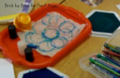 stamping circles