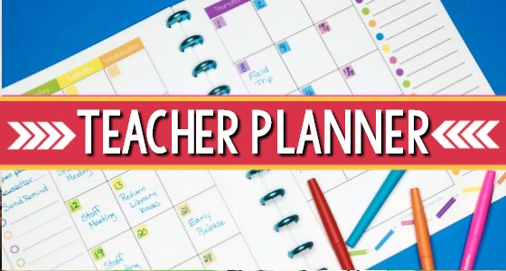 Teacher Planner for Preschool Free Printable