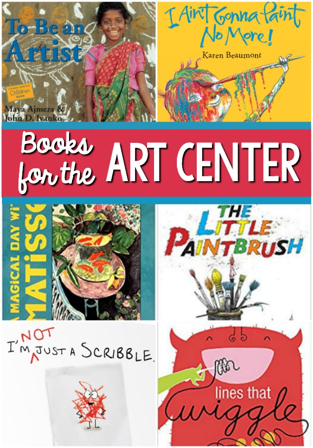 Picture Books for the Art Center
