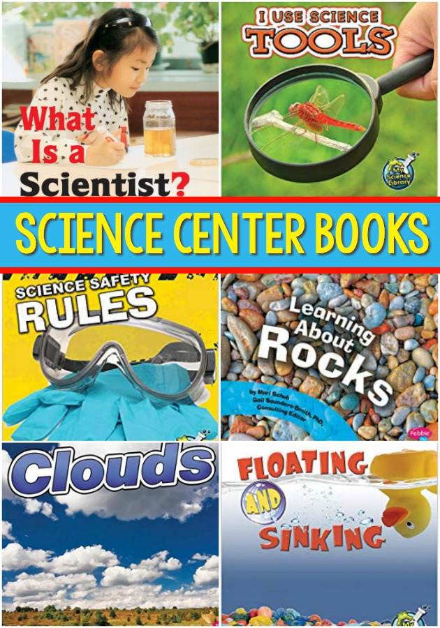 Science Center Books for Preschool