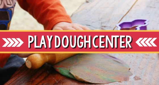 Play Dough Center