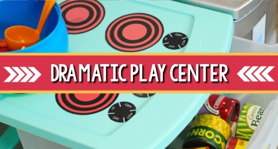 Dramatic Play Center in Preschool