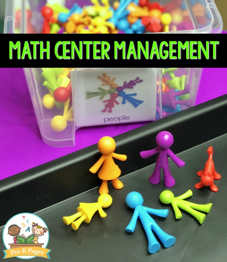 Math Center Management