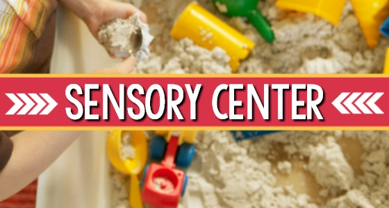 Sensory Bins in Preschool