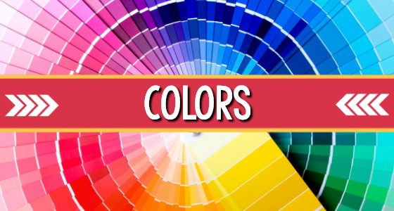 Preschool Colors Theme Activities