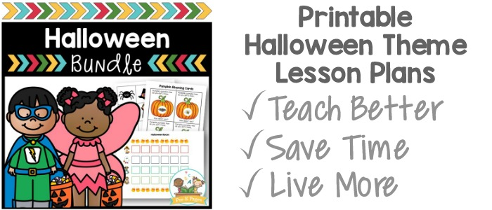 Halloween Activities for Preschool