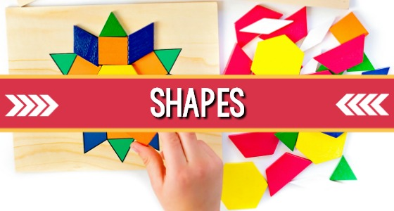 How to Teach Shapes in Preschool