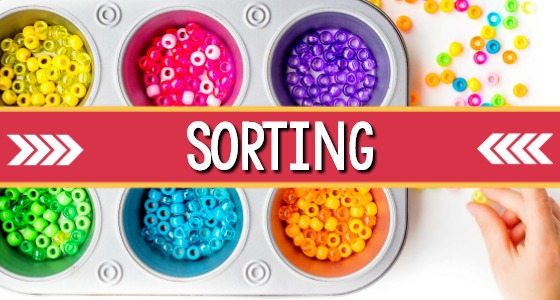 How to Teaching Sorting Skills