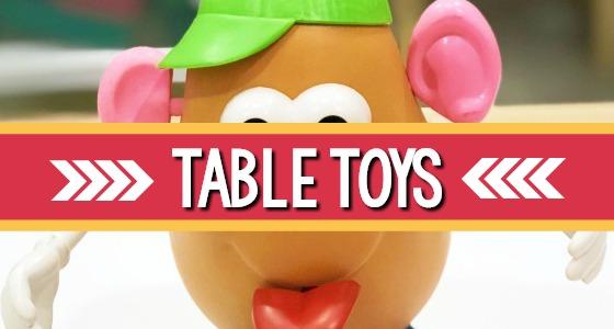 Table Toys for Preschool