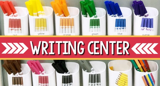 Writing Center for Preschool