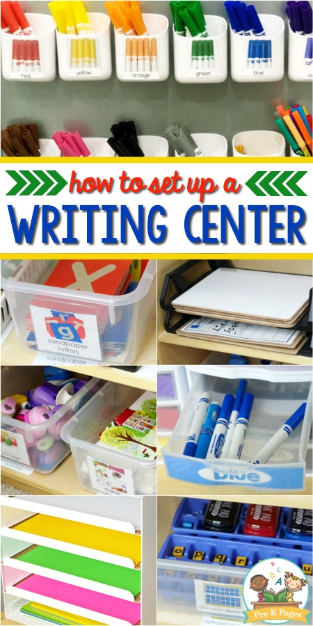 How to set up a writing center
